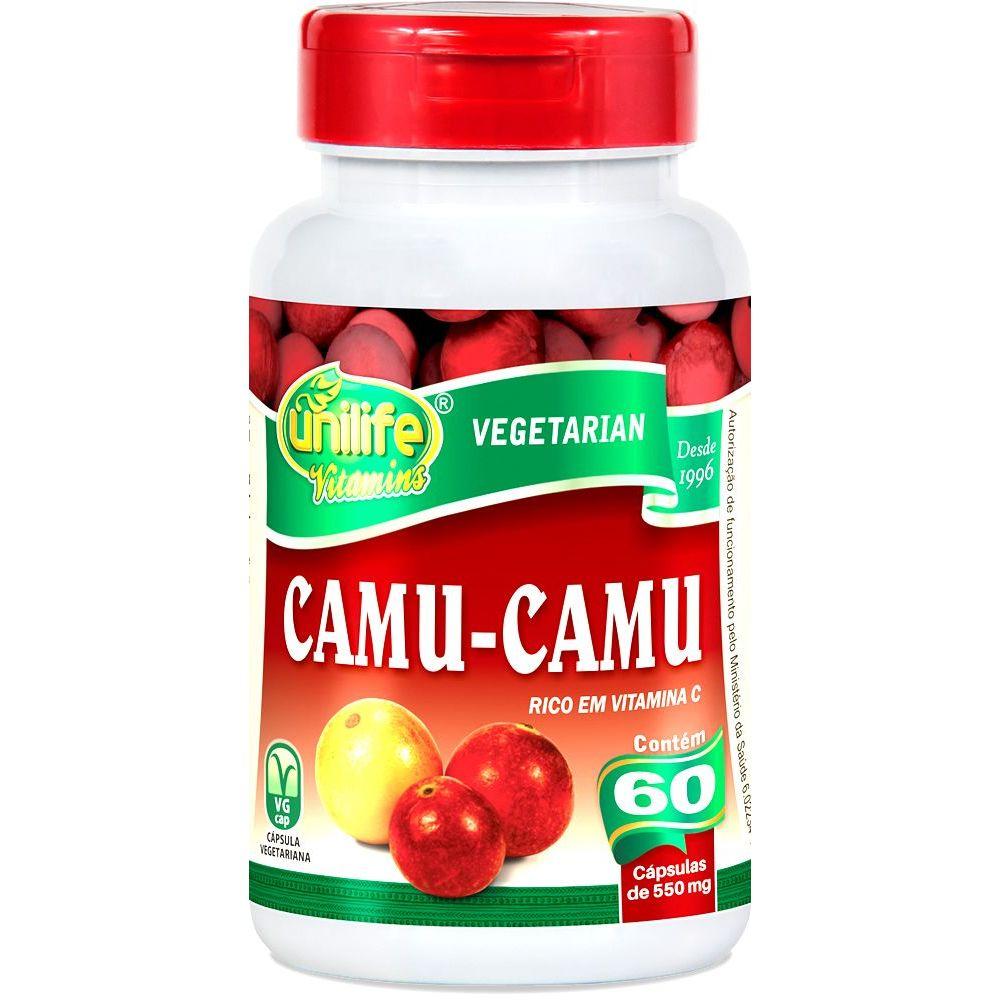 CAMU CAMU 60cap